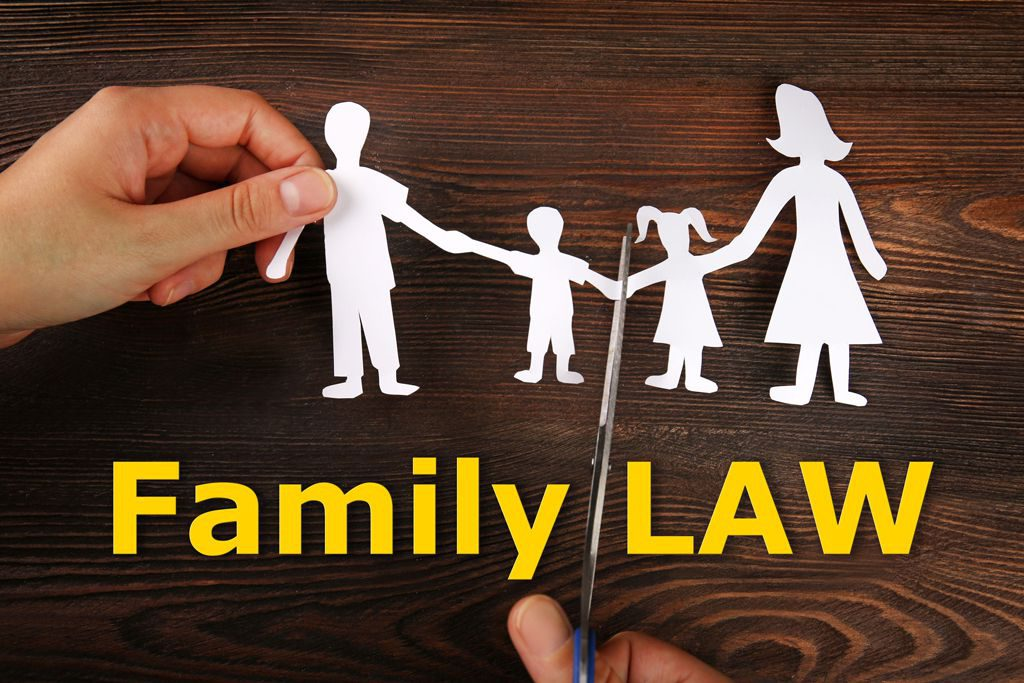 Family Law – Don't Allow Disputes Tear Your Loved Ones Apart