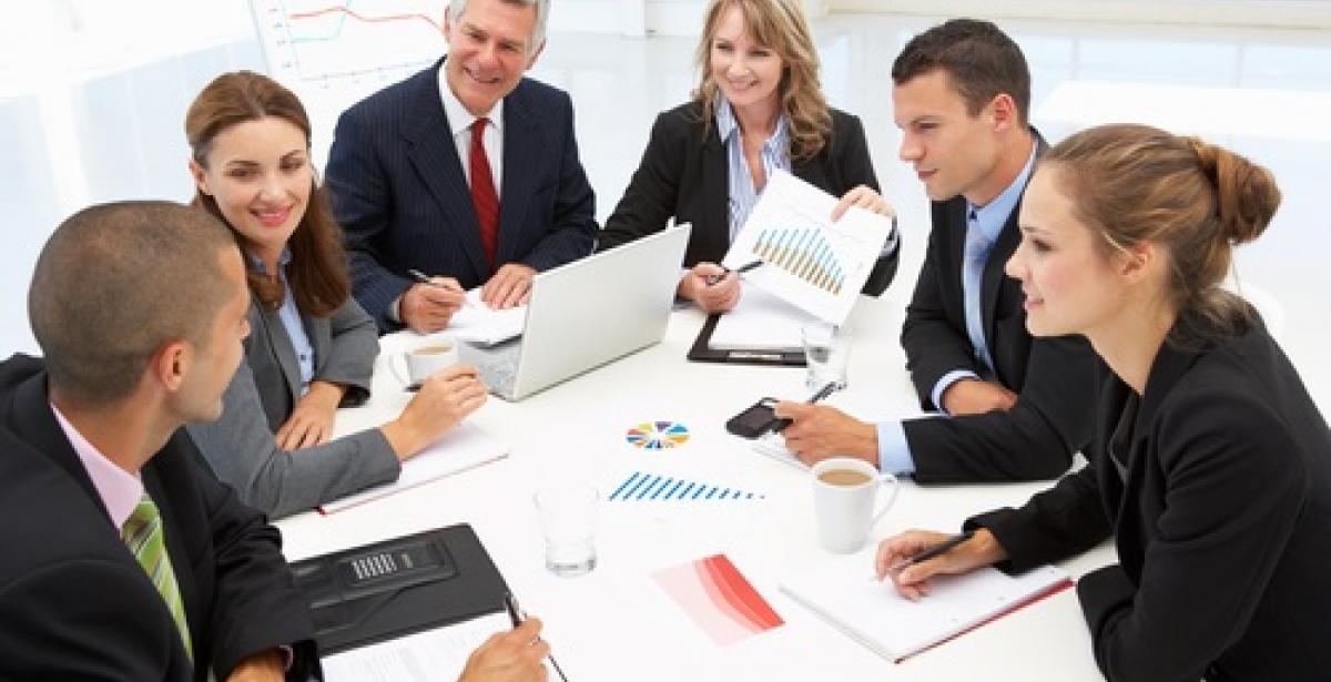 The Four Roles In Business Management