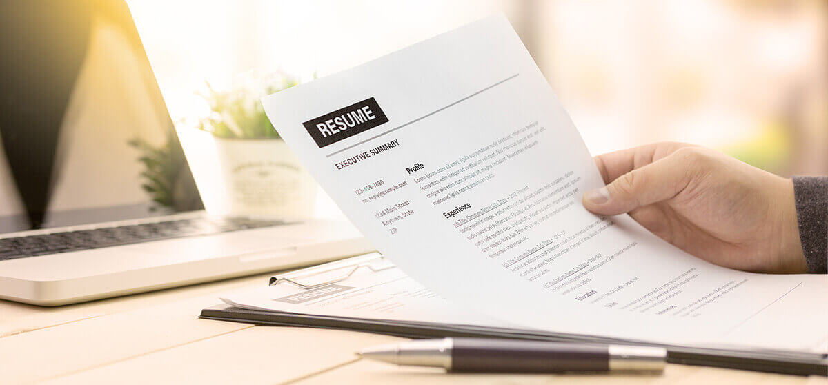 Learn everything you need to know about resume examples!