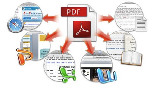 What are the benefits of a pdf converter?