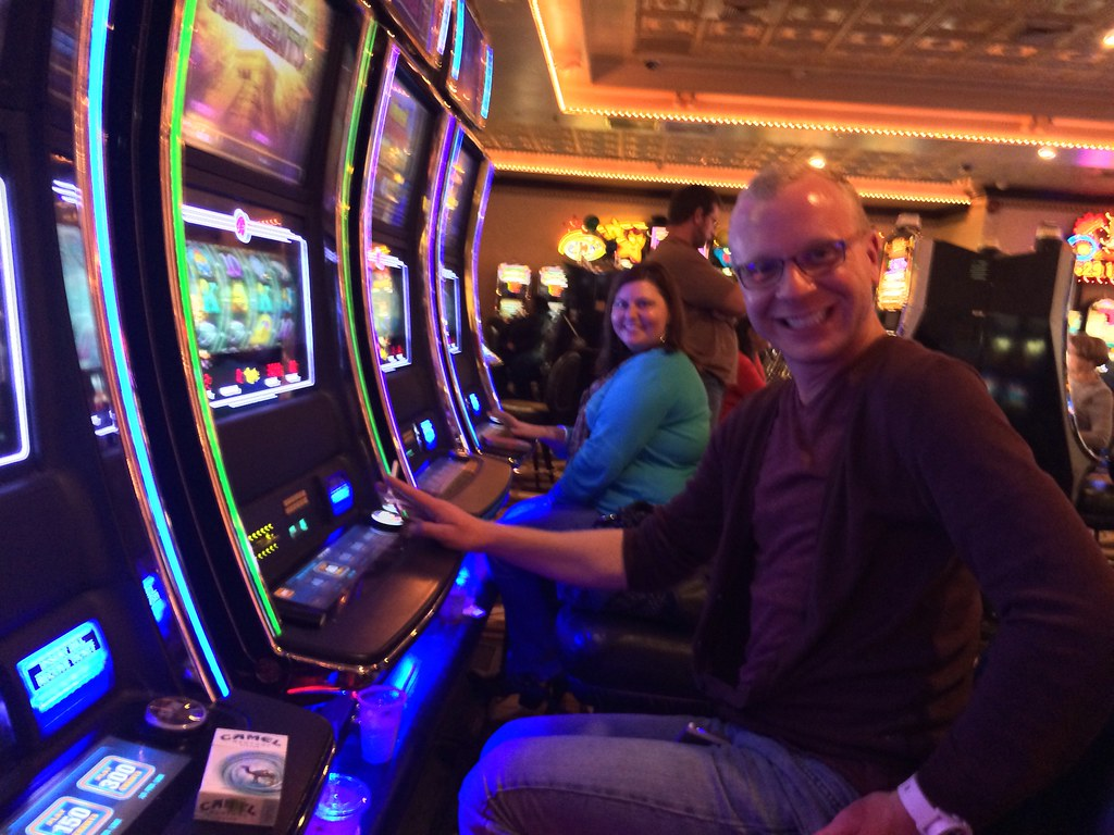 Why Playing Slots Can Be Beneficial